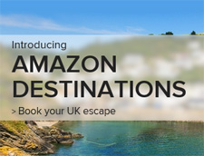 Introducing Amazon Destinations UK